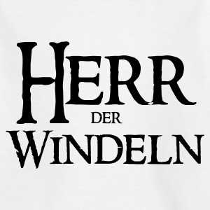 Herr der Windeln - Teenager T-Shirt
