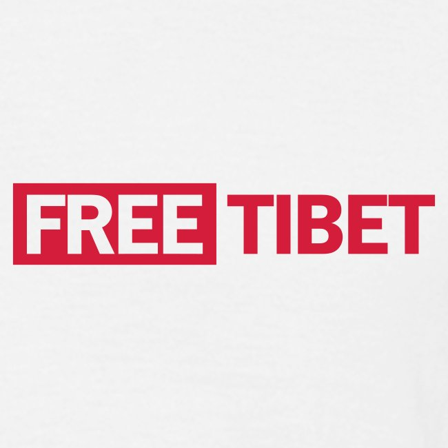 Free Tibet Border