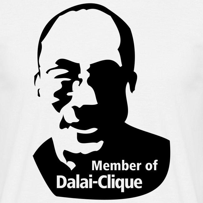 Dalai Lama + Clique