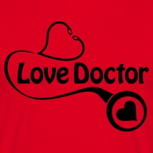 the love doctor - Camiseta hombre