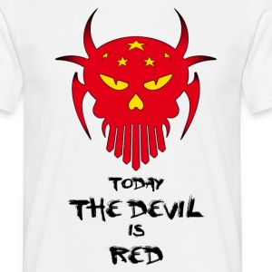 chinese devil - T-shirt Homme