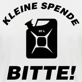 bitte spende: