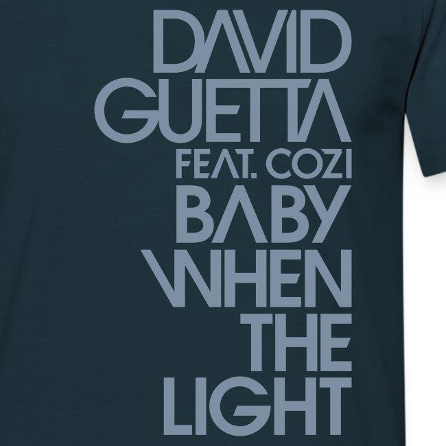 David Guetta Light Homme
