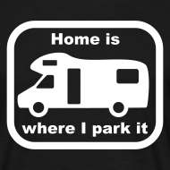 Design ~ Home is where I park it
