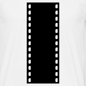 White film T-Shirts - Men's T-Shirt