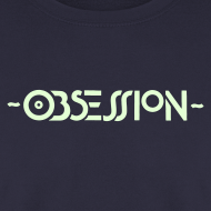 Design ~ Obsession Navy Sweatshirt