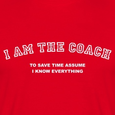 Red coach_t_11 T-Shirts
