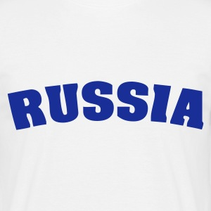 White Russia T-Shirts - Men's T-Shirt