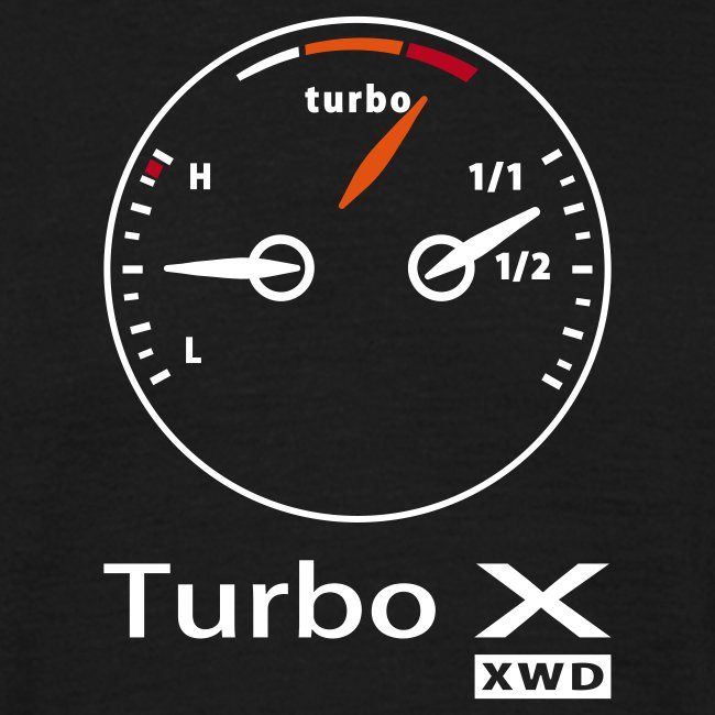 Exclusive Turbo X T-shirt