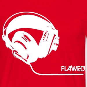 Flawed FM - Men's T-Shirt