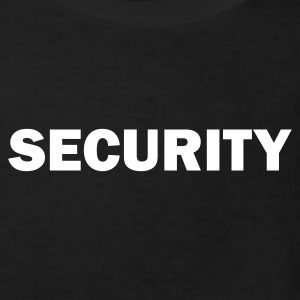 Security - Kinder Bio-T-Shirt