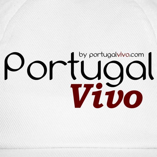 PortugalVivo - Casquette Blanche