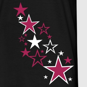 Black Stars T-Shirts - Men's T-Shirt