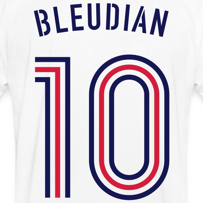 BLEUDIAN 10 (Away)