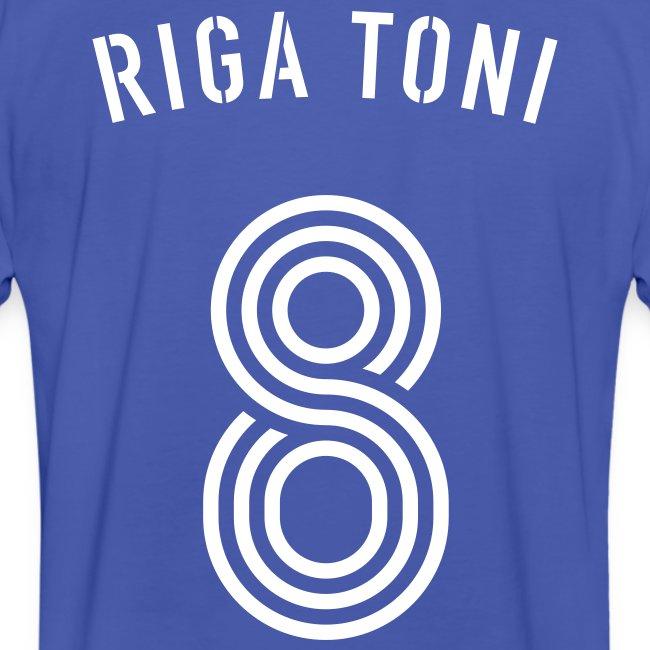 RIGA TONI 8 (Azzurro i Bianco)