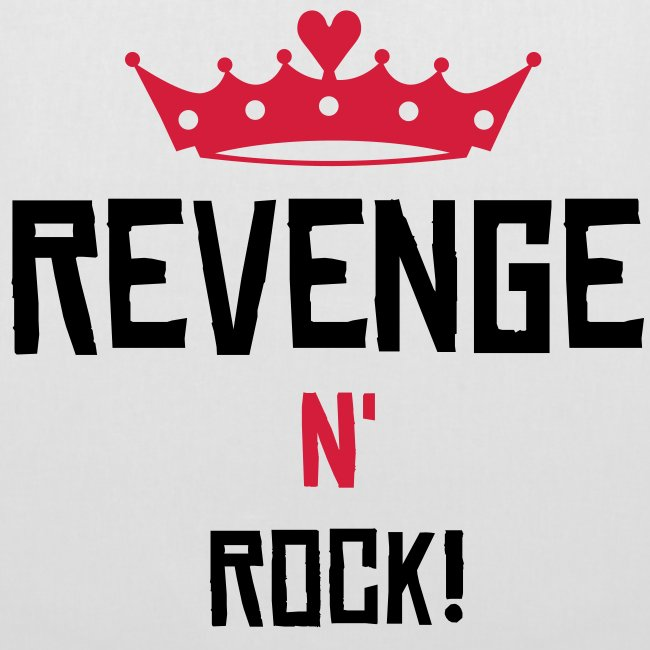 Bag-with-revenge-and-rock!