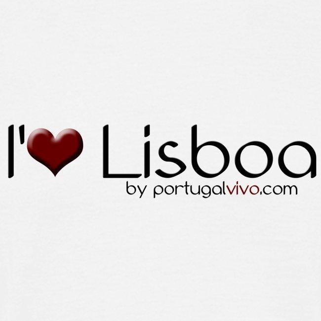 I love Lisboa - Confort-T Blanc H