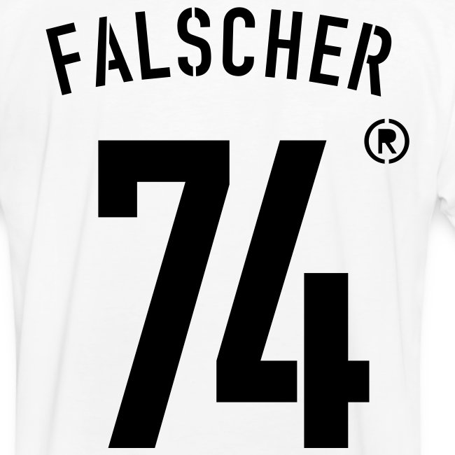 FALSCHER 74r