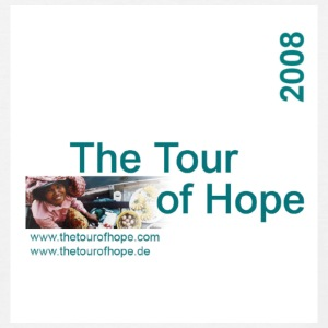 The Tour of Hope 2008 - Männer T-Shirt