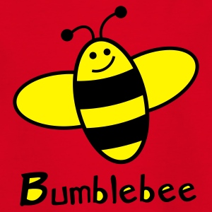 Red bumblebee Juniors - Camiseta adolescente