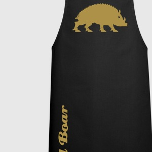 Wild Boar Barbecue Protection - Grembiule da cucina