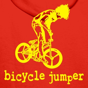 bicycle_jumper - Männer Premium Hoodie
