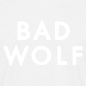 Bad Wolf Stealth Reflex/Glow - Men's T-Shirt