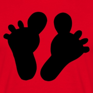 Big Toe Feet! - Men's T-Shirt