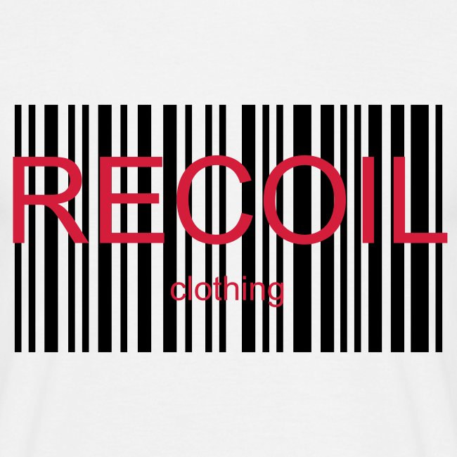 RECOIL barcode mens
