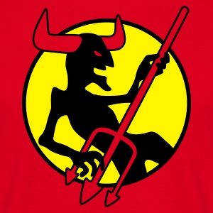 rockin_devil T-Shirts - Men's T-Shirt