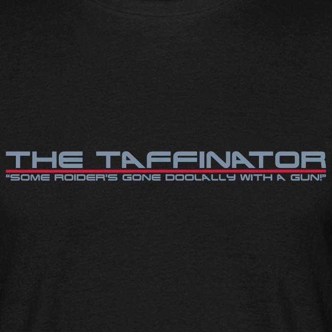 "Taffinator BLACK Comfort ""Doolally"""