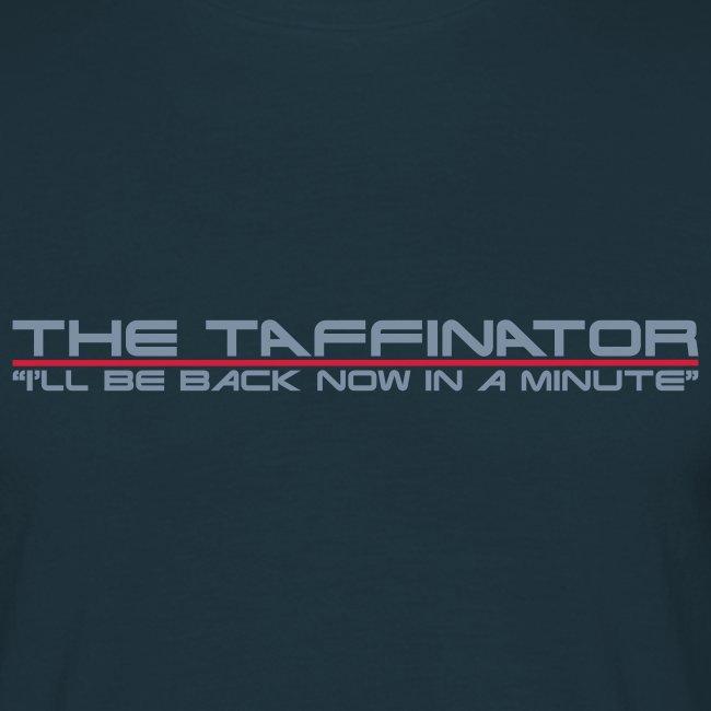 """Taffinator NAVY Comfort """"Minute"""""""
