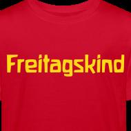 Motiv ~ Freitagskind Bio Shirt