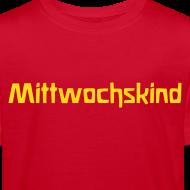 Motiv ~ Mittwochskind Bio Shirt