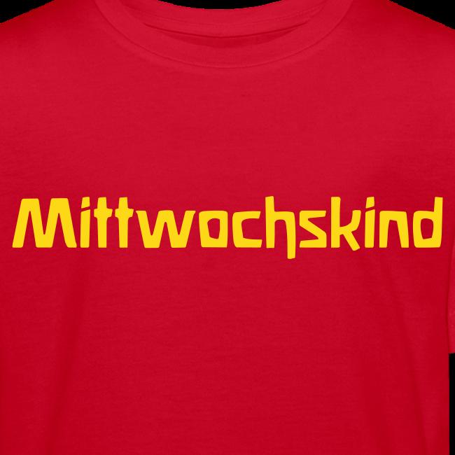 Mittwochskind Bio Shirt