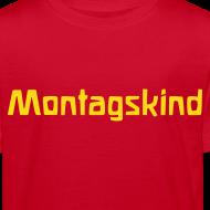 Motiv ~ Montagskind Bio Shirt