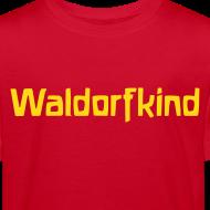 Motiv ~ Waldorfkind Bio Shirt