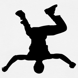 Breakdance - T-shirt herr