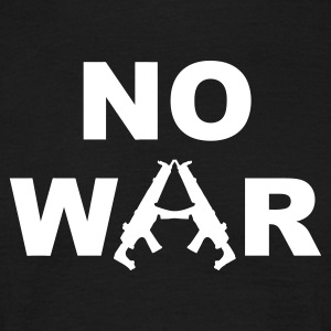 No War - T-shirt Homme