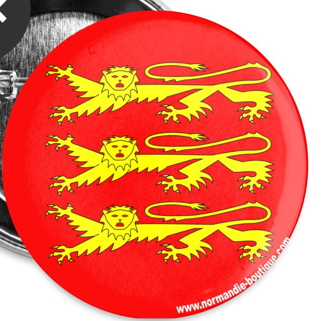 5 Badges trois Léopards