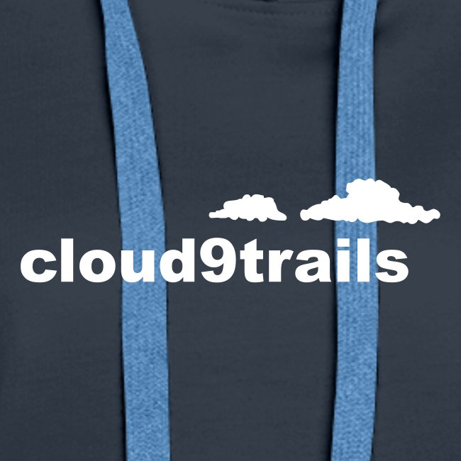 cloud9trails REFLECTIVE hoodie female