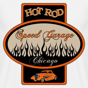 Speed Hot Rod - T-shirt Homme