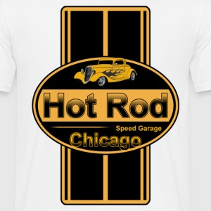 Hot Rod t-shirt - T-shirt Homme