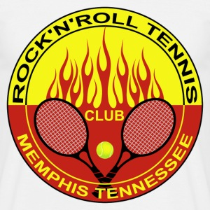 rock'n'roll tennis club - T-shirt Homme
