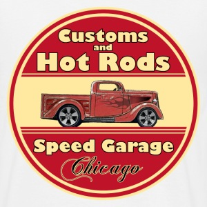 Hot Rod (vintage logo) - T-shirt Homme