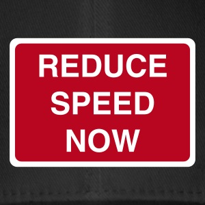 Reduce Speed Now Caps & Mützen - Flexfit Baseballkappe