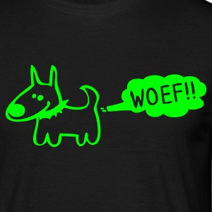 - www.dog-power.nl - CG - Männer T-Shirt