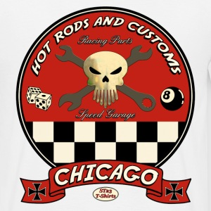 T-Shirt Hot Rod - T-shirt Homme