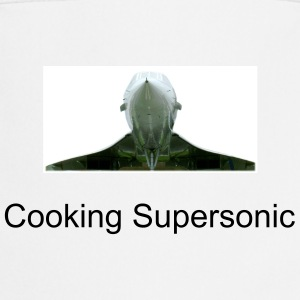 Cooking Supersonic Apron - Cooking Apron