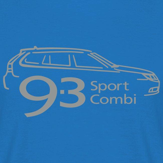 9-3 Sport Combi MY2008!